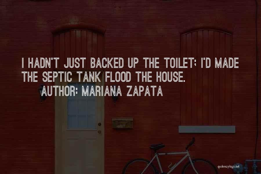 Septic Quotes By Mariana Zapata