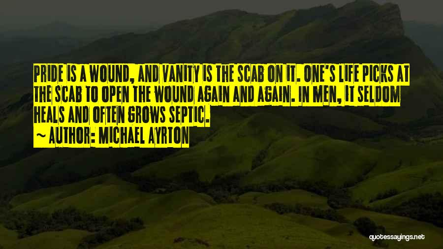 Septic Quotes By Michael Ayrton