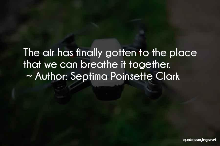 Septima Poinsette Clark Quotes 1695592