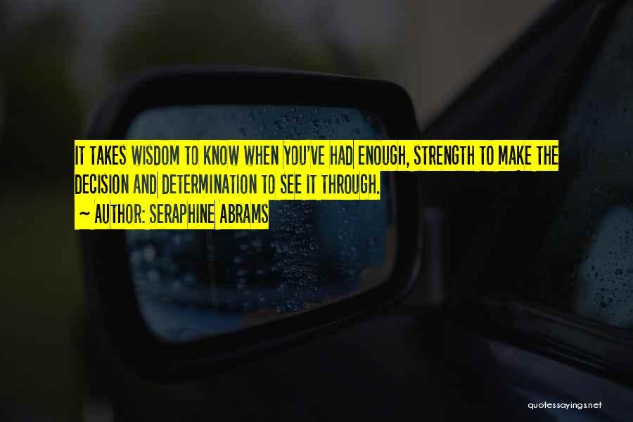 Seraphine Abrams Quotes 1033140