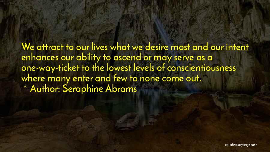 Seraphine Abrams Quotes 506210