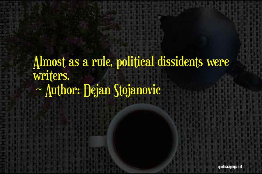 Serbian Quotes By Dejan Stojanovic
