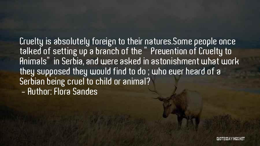Serbian Quotes By Flora Sandes