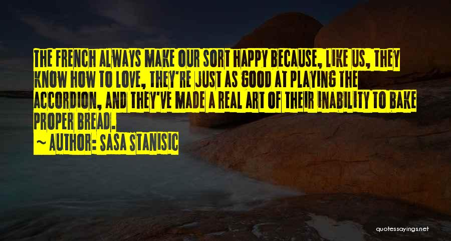 Serbian Quotes By Sasa Stanisic