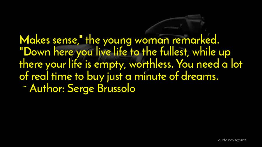 Serge Brussolo Quotes 972851
