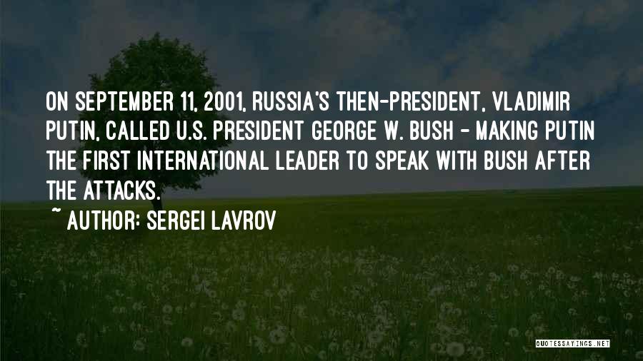 Sergei Lavrov Quotes 1047813