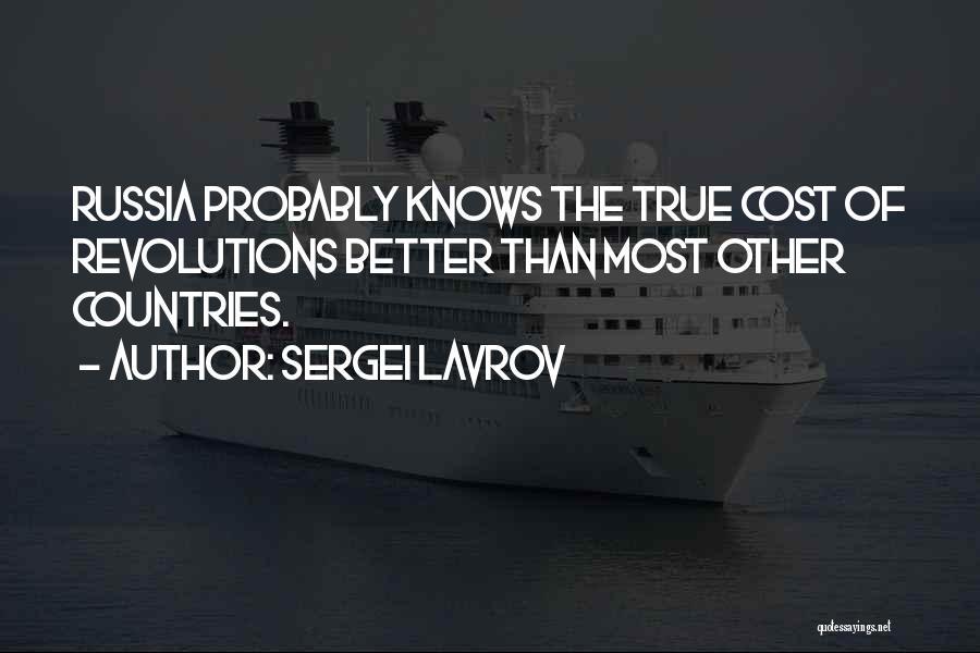 Sergei Lavrov Quotes 1085155