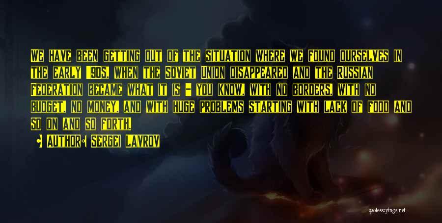 Sergei Lavrov Quotes 1276930