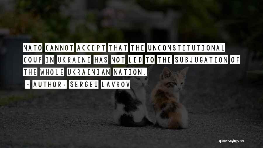 Sergei Lavrov Quotes 1299293