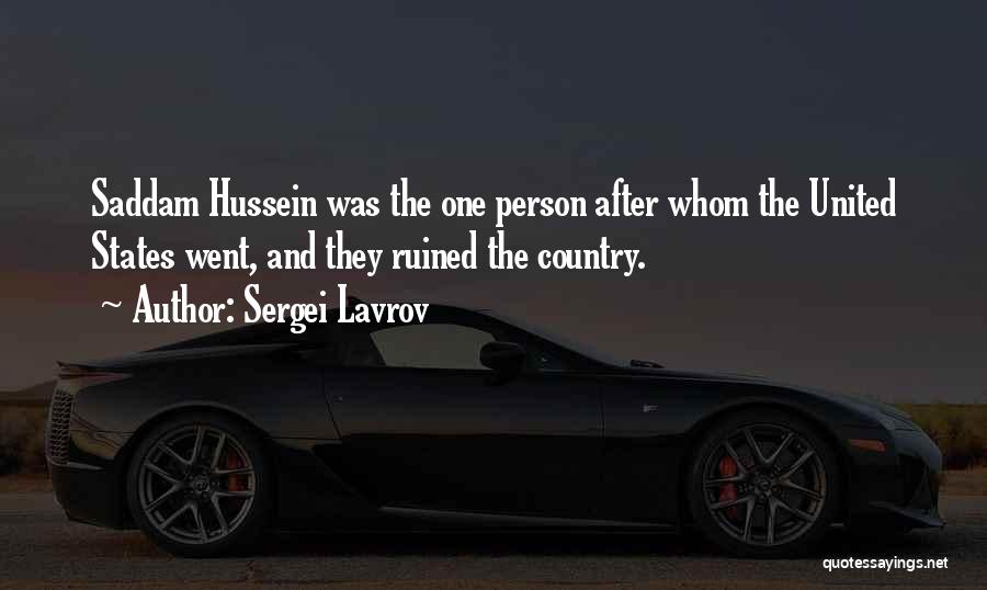 Sergei Lavrov Quotes 1319493
