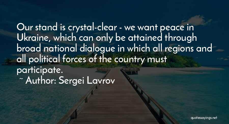 Sergei Lavrov Quotes 137773