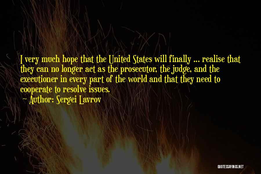 Sergei Lavrov Quotes 1450932