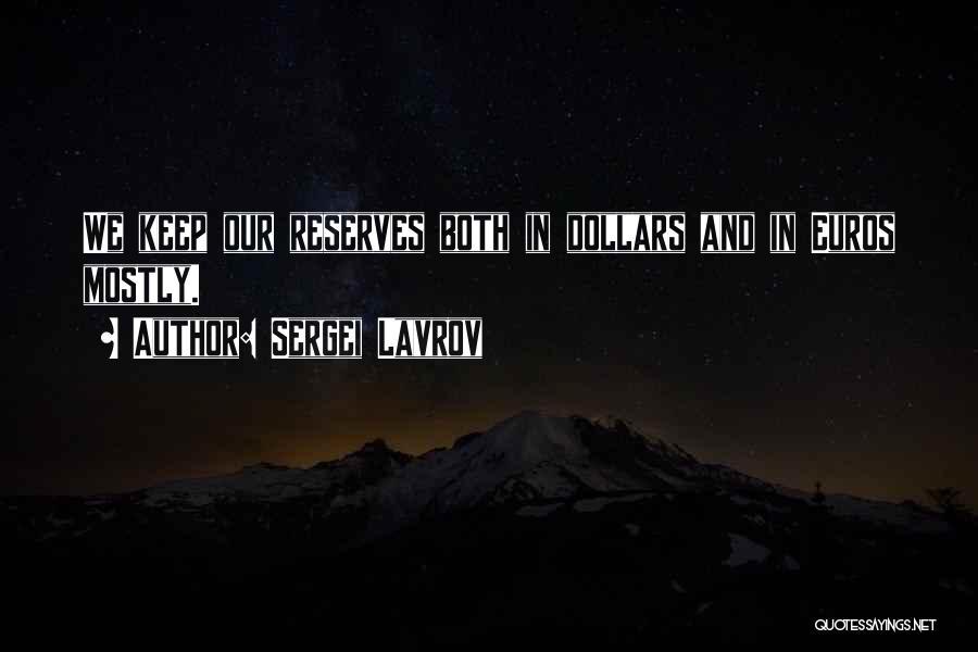 Sergei Lavrov Quotes 1493169