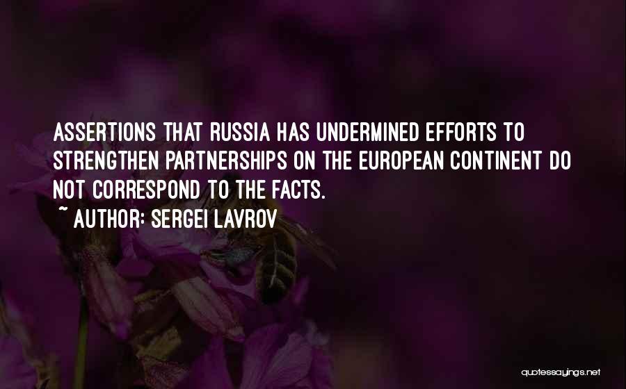 Sergei Lavrov Quotes 1495457