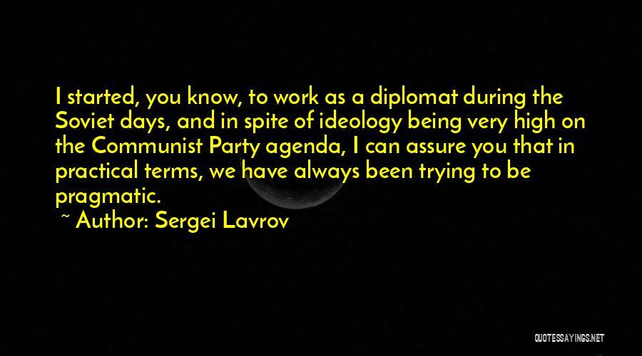 Sergei Lavrov Quotes 1742908