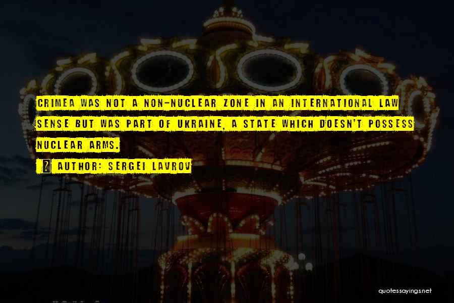 Sergei Lavrov Quotes 1767174