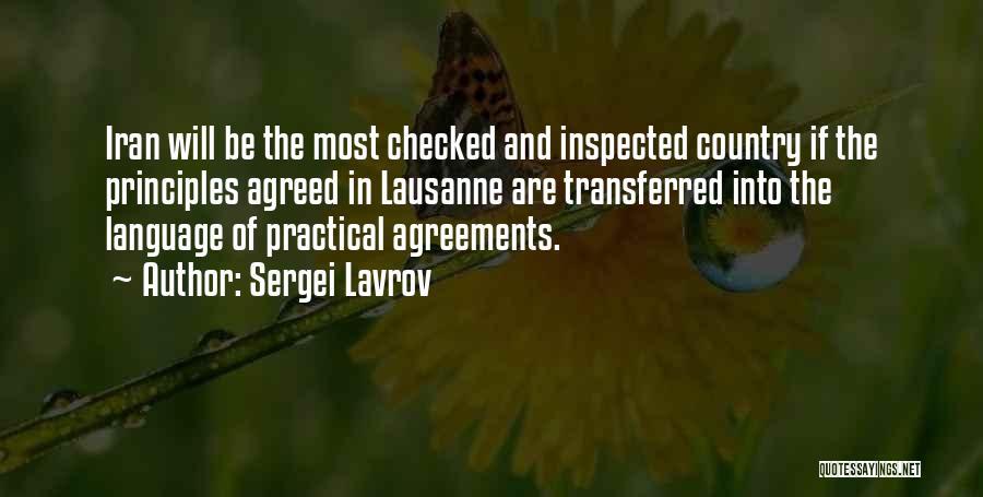 Sergei Lavrov Quotes 1837883