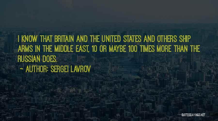 Sergei Lavrov Quotes 1841338