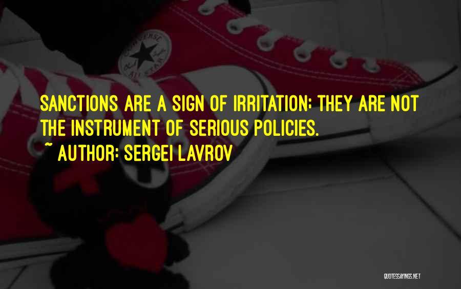 Sergei Lavrov Quotes 2050460