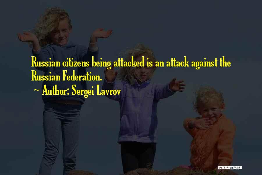 Sergei Lavrov Quotes 2060756