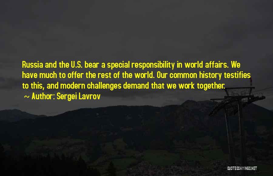 Sergei Lavrov Quotes 2090964