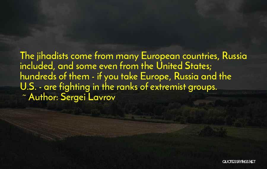 Sergei Lavrov Quotes 2092366