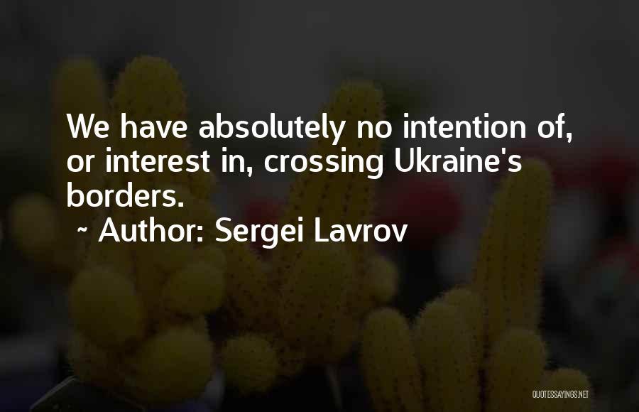 Sergei Lavrov Quotes 2106501