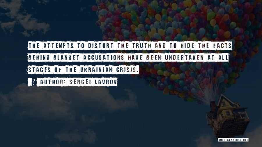 Sergei Lavrov Quotes 244507