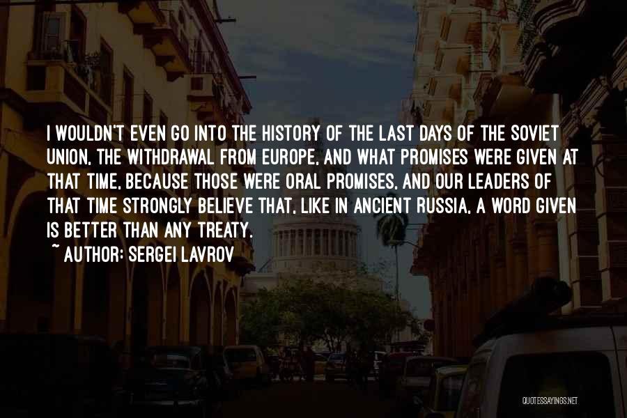 Sergei Lavrov Quotes 291525