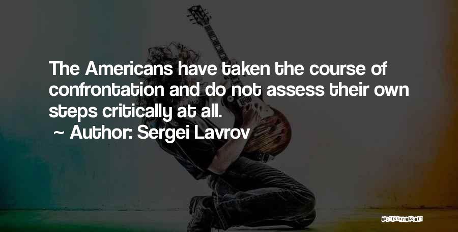Sergei Lavrov Quotes 326197