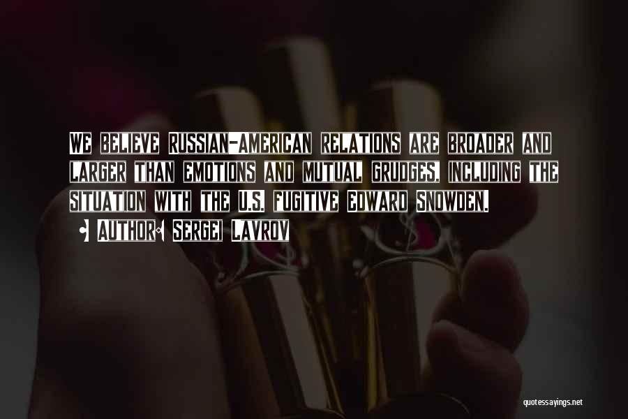 Sergei Lavrov Quotes 384315