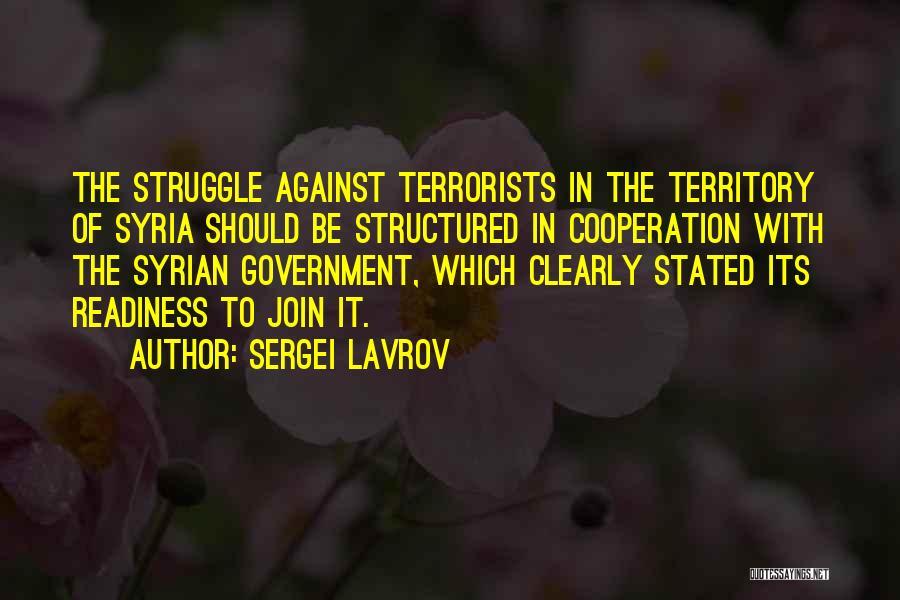 Sergei Lavrov Quotes 411896