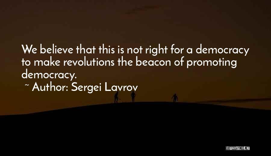 Sergei Lavrov Quotes 412161