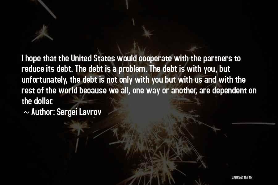 Sergei Lavrov Quotes 419269