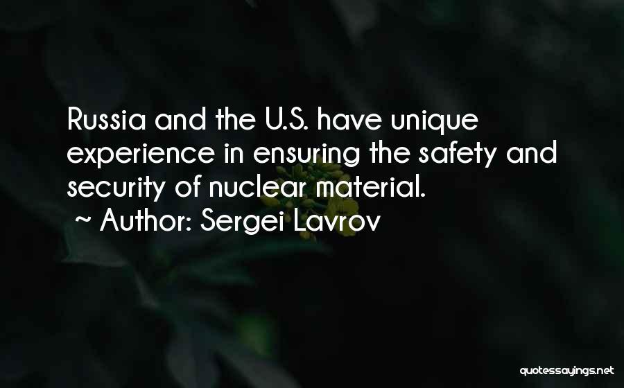 Sergei Lavrov Quotes 611637