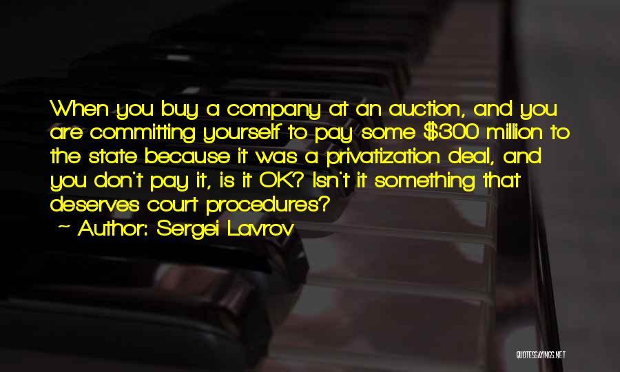 Sergei Lavrov Quotes 657786
