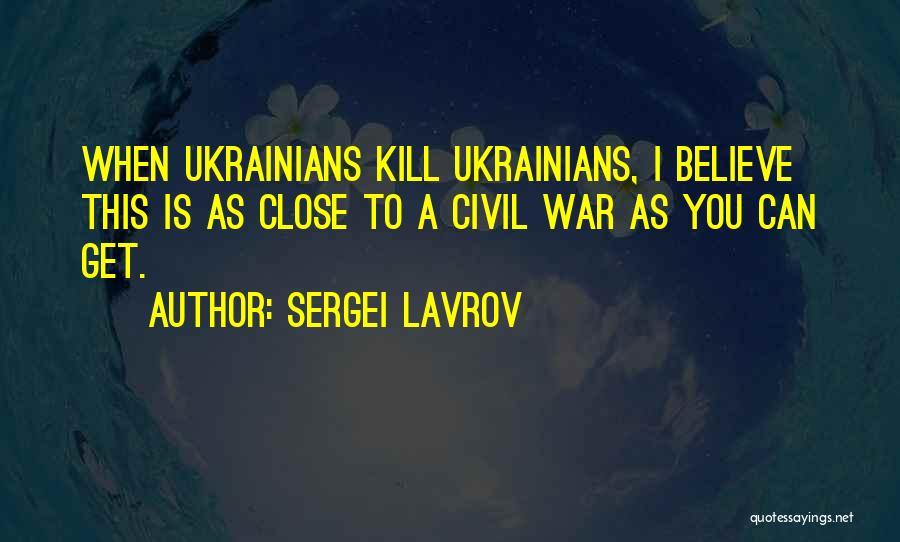 Sergei Lavrov Quotes 680140