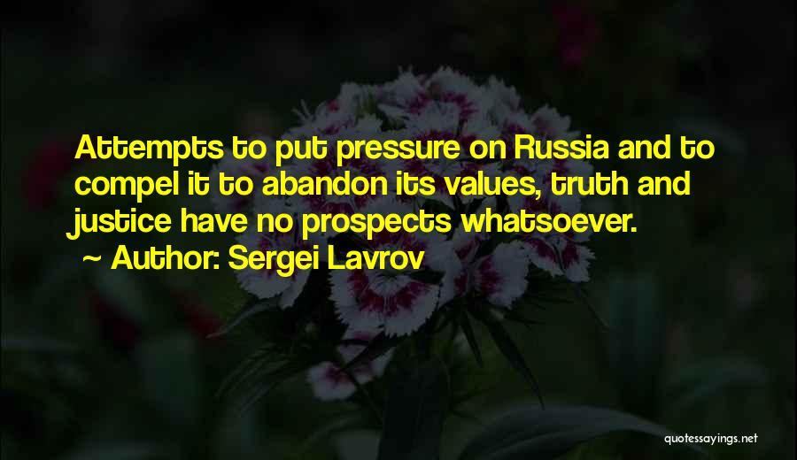 Sergei Lavrov Quotes 750194