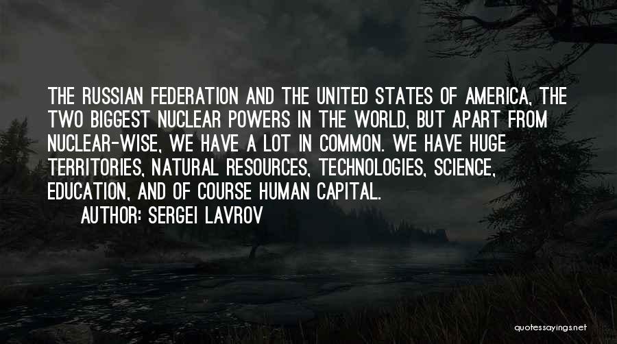 Sergei Lavrov Quotes 83361
