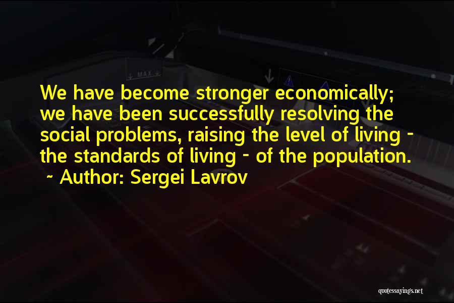 Sergei Lavrov Quotes 838098