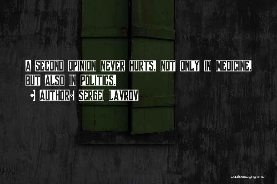 Sergei Lavrov Quotes 867187