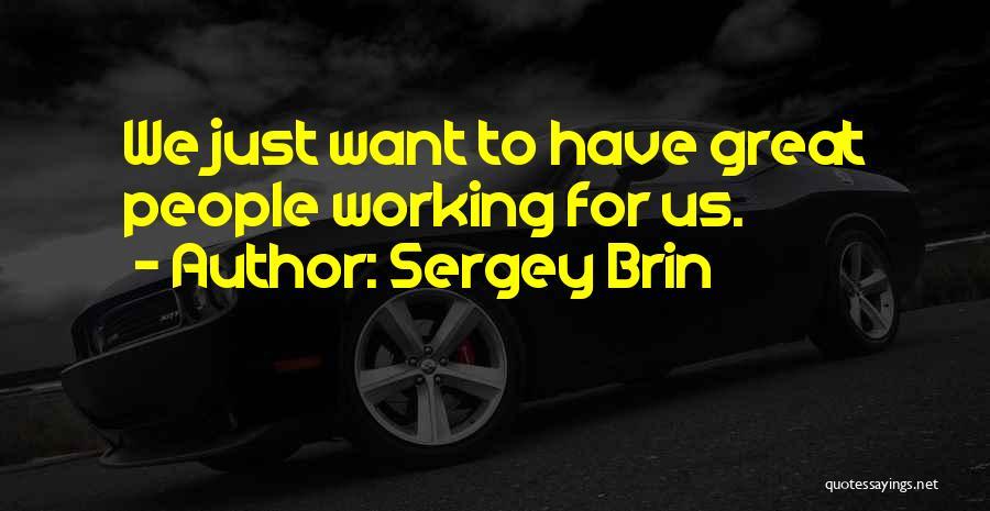 Sergey Brin Quotes 1157612