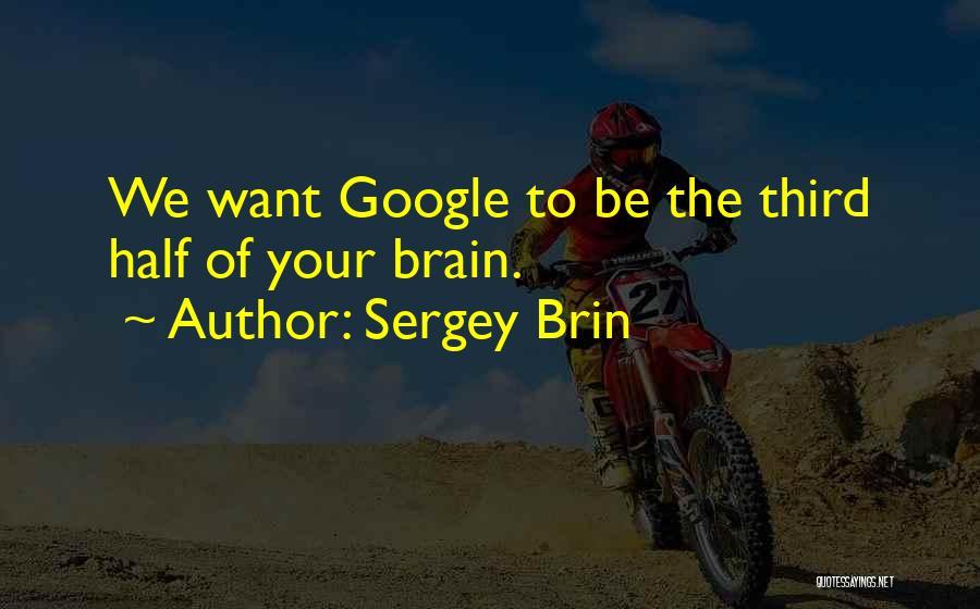 Sergey Brin Quotes 156884