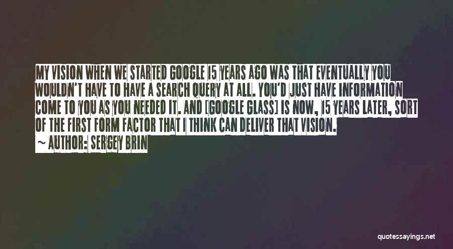 Sergey Brin Quotes 2033623