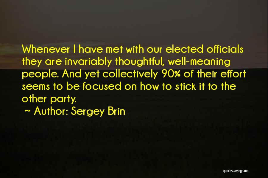 Sergey Brin Quotes 658290