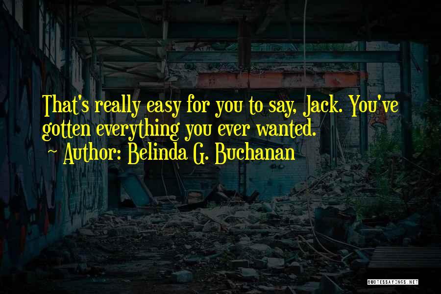 Serial Killer Quotes By Belinda G. Buchanan