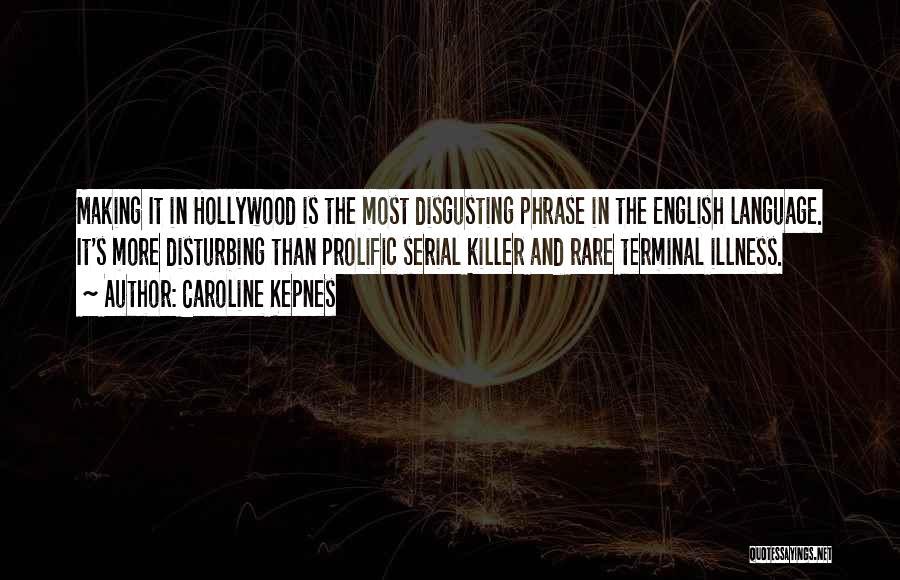 Serial Killer Quotes By Caroline Kepnes