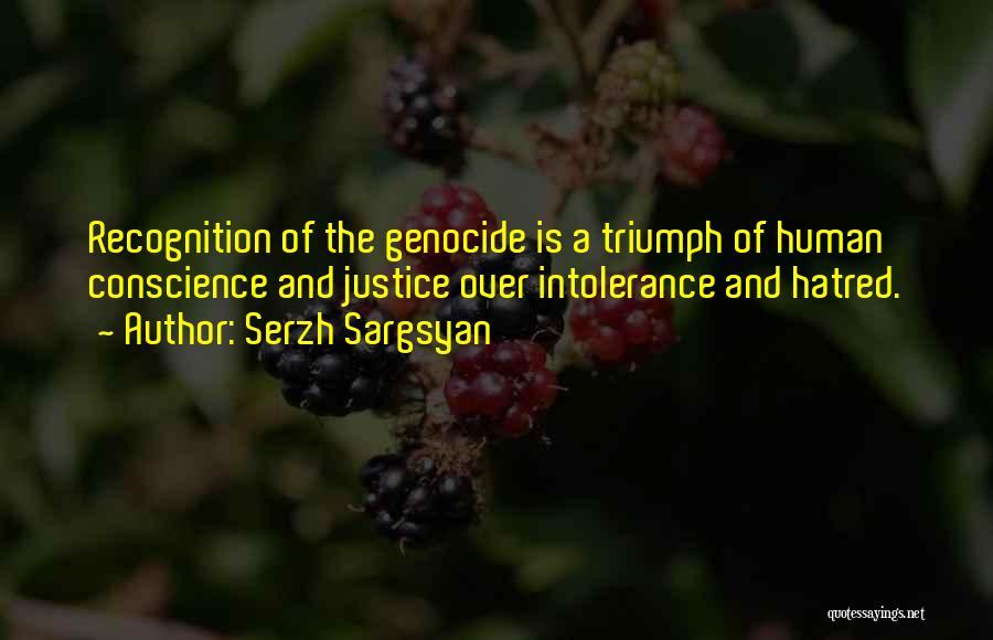 Serzh Sargsyan Quotes 2005844
