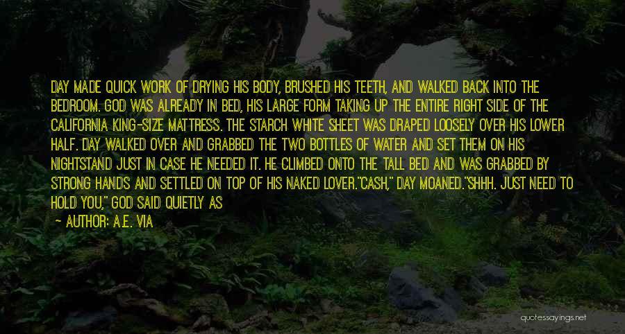 Set Off Long Quotes By A.E. Via