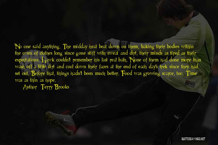 Set Off Long Quotes By Terry Brooks